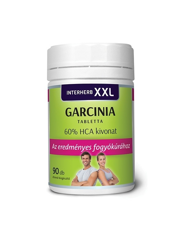 Interherb Xxl Garcinia Tablet 90 Tablets