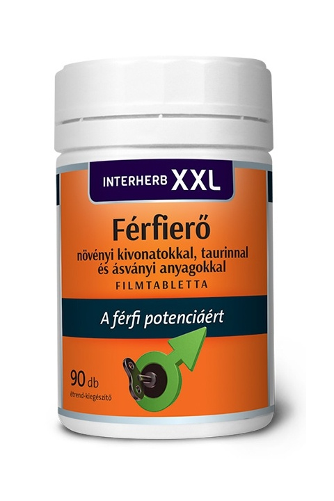 Interherb Xxl Men Power Film Coated Tablets With Herbal